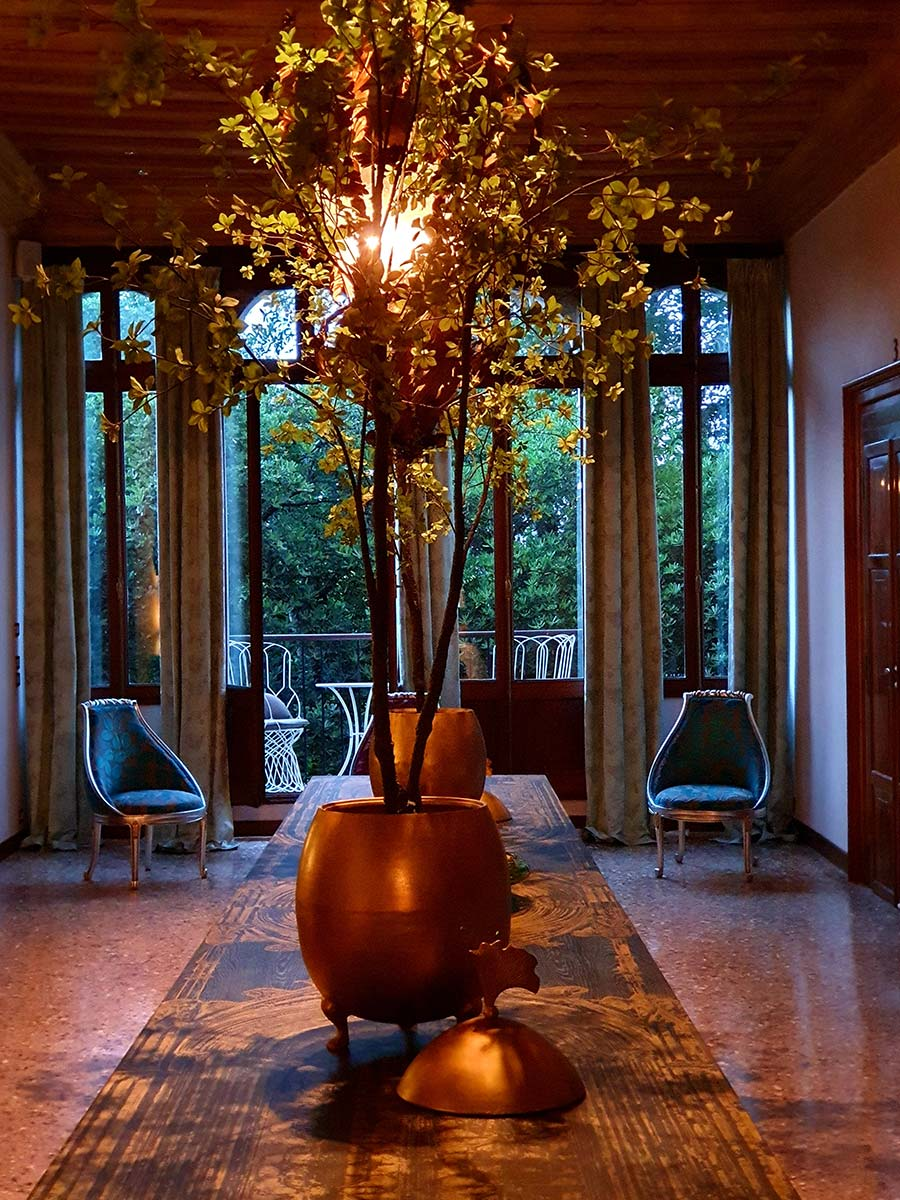 Palazzo Heureka Venice 16th Century Hotel 2021 Interior Design Holiday Stay (8)