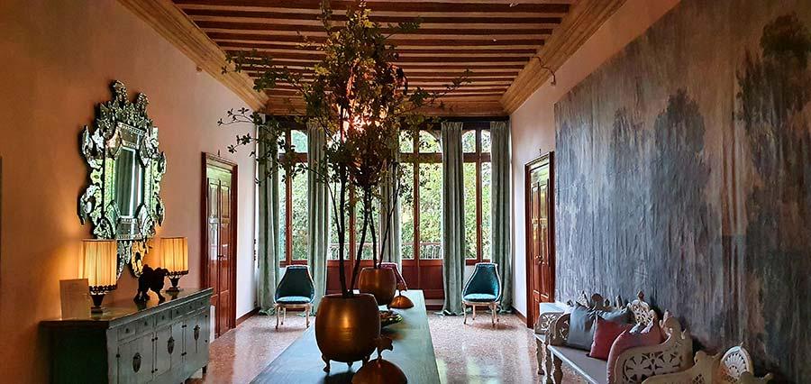 Palazzo Heureka Venice interior design