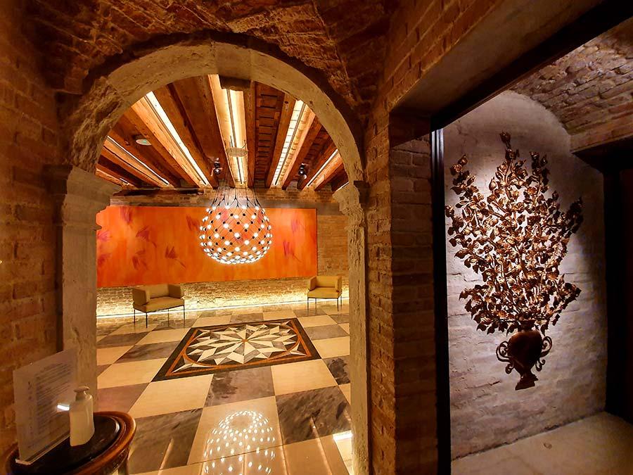 Palazzo Heureka Reception Hotel Venice