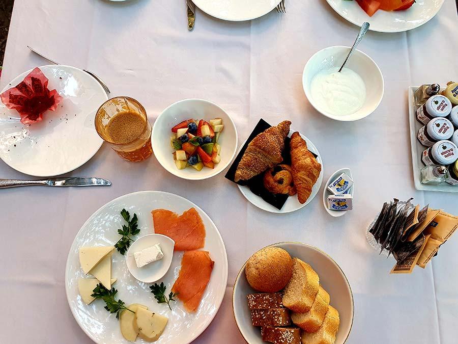 breakfast Palazzo Heureka Venice