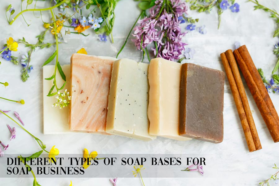 7 Best Soap Bases for Soap Making Business