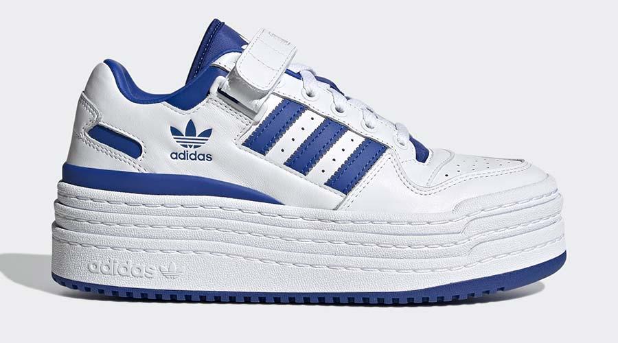 Adidas Originals Triple Platform Lo