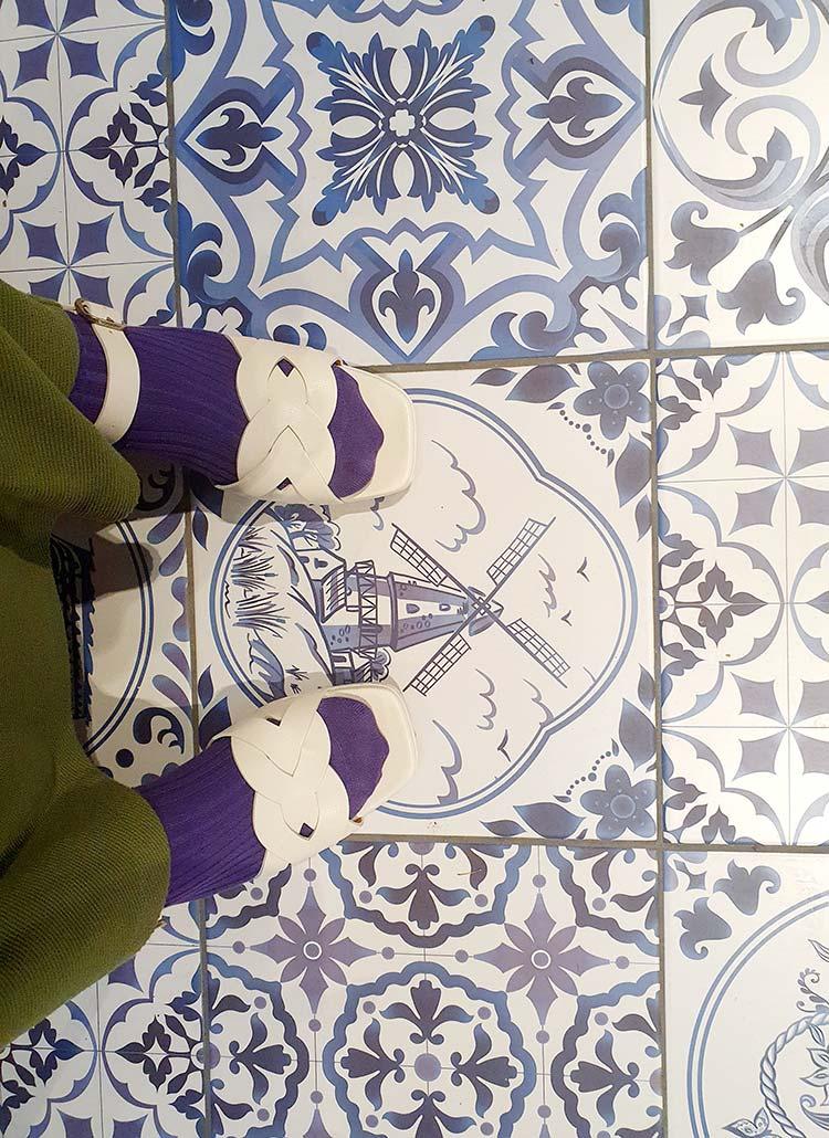 Dutch defltware Holland tiles