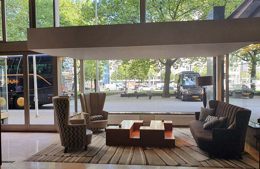 Hilton Rotterdam - City Shopping Review Holland (16)