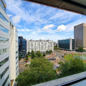 Hilton Rotterdam - City Shopping Review Holland (7)