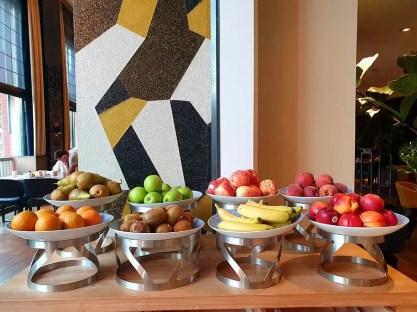 Hilton The Hague Breakfast Pearl Bar (5)