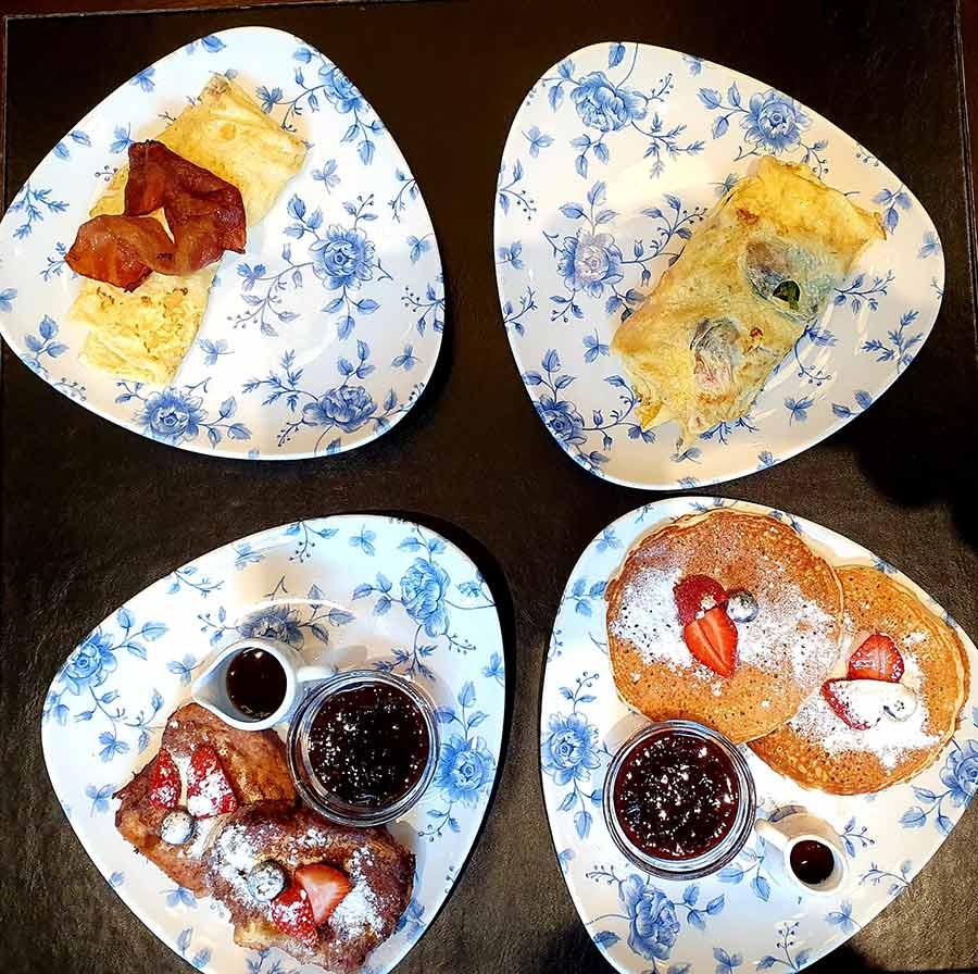Hotel Indigo The Hague Café da manhã 2021 (2)
