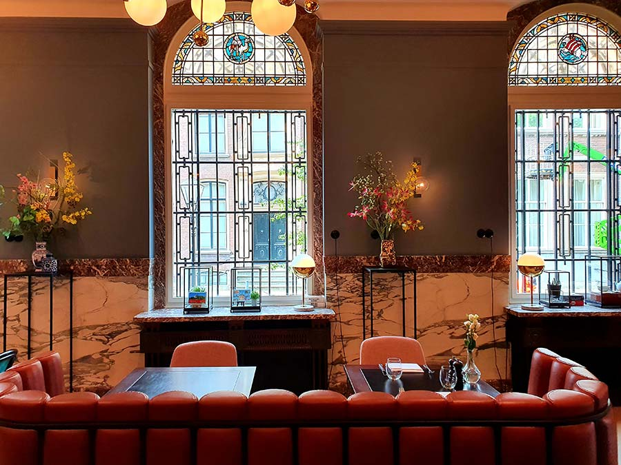 Hotel Indigo The Hague - Palace Noordeinde Reviewed breakfast