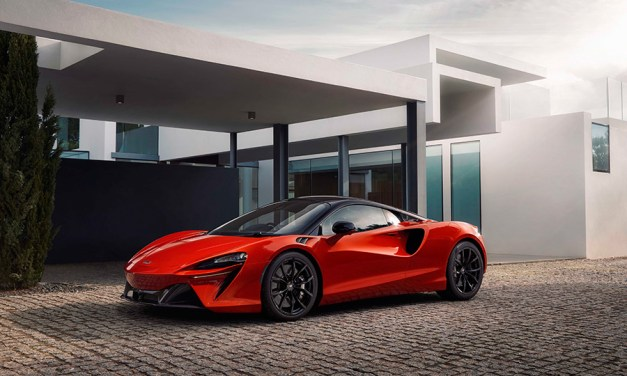 Three New Mc Laren Cars to Make Salon Privé Debut This September
