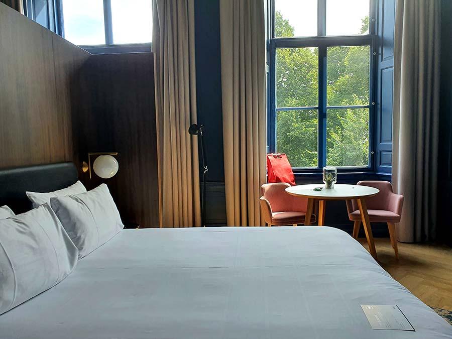 Monuemtal Suite Staybridge The Hague
