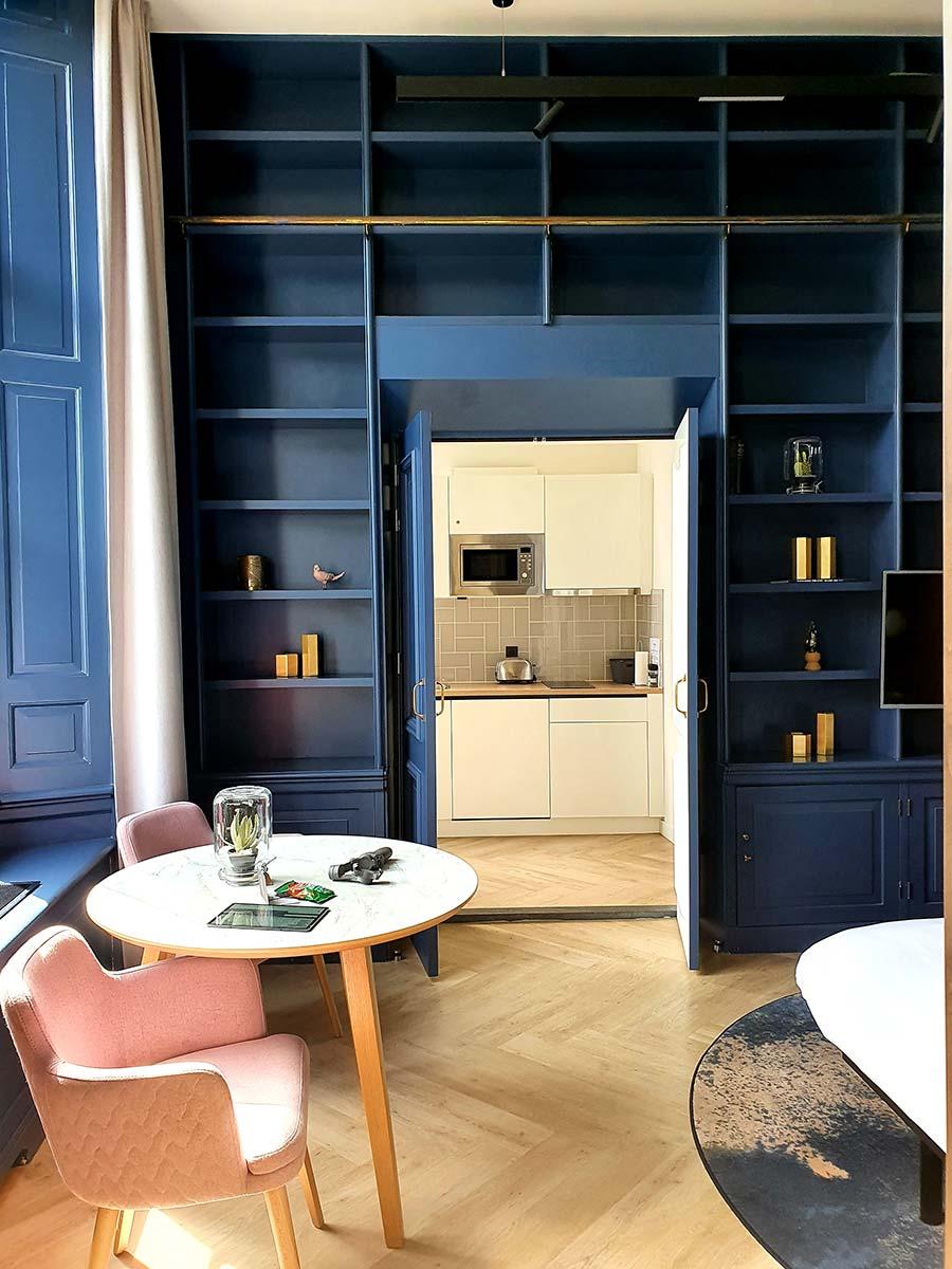 Monumental 1 Bedroom Suite kitchen Staybridge