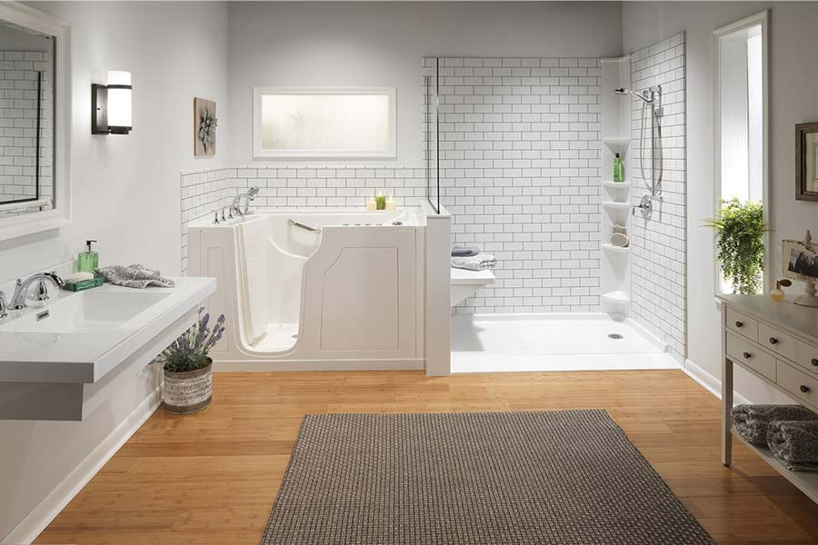 How To Find 5 Of The Best Walk-in Bathtubs Of 2021 With Reviews & Costs