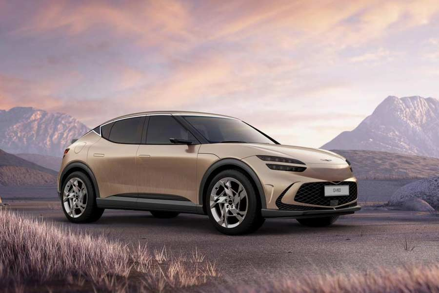Genesis GV60 Revealed – A New Kind of Luxury Electric Car Coming to Europe