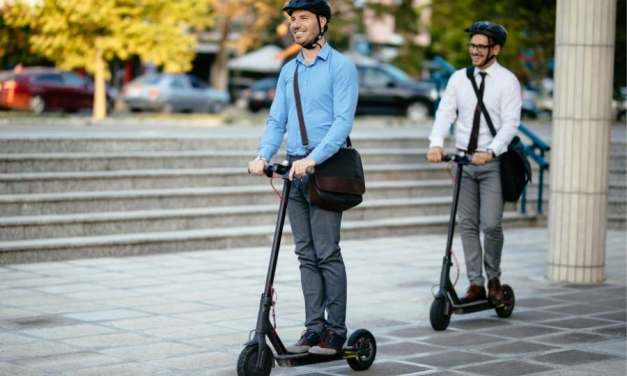 What You Should Wear When Riding An Electric Scooter