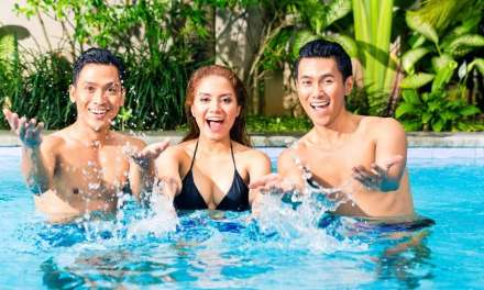 Why Men Need to Protect Their Hair And Skin When Going To The Pool