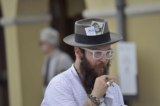 Hats Men Formal Top