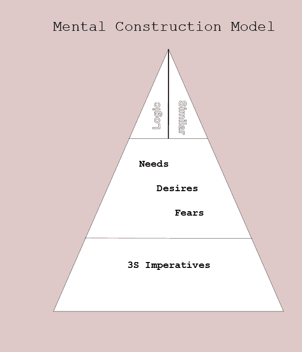Figure 23.1 Mental Construction Model