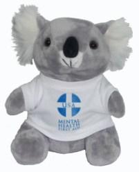 ALGEE, the Mental Health First Aid mascot