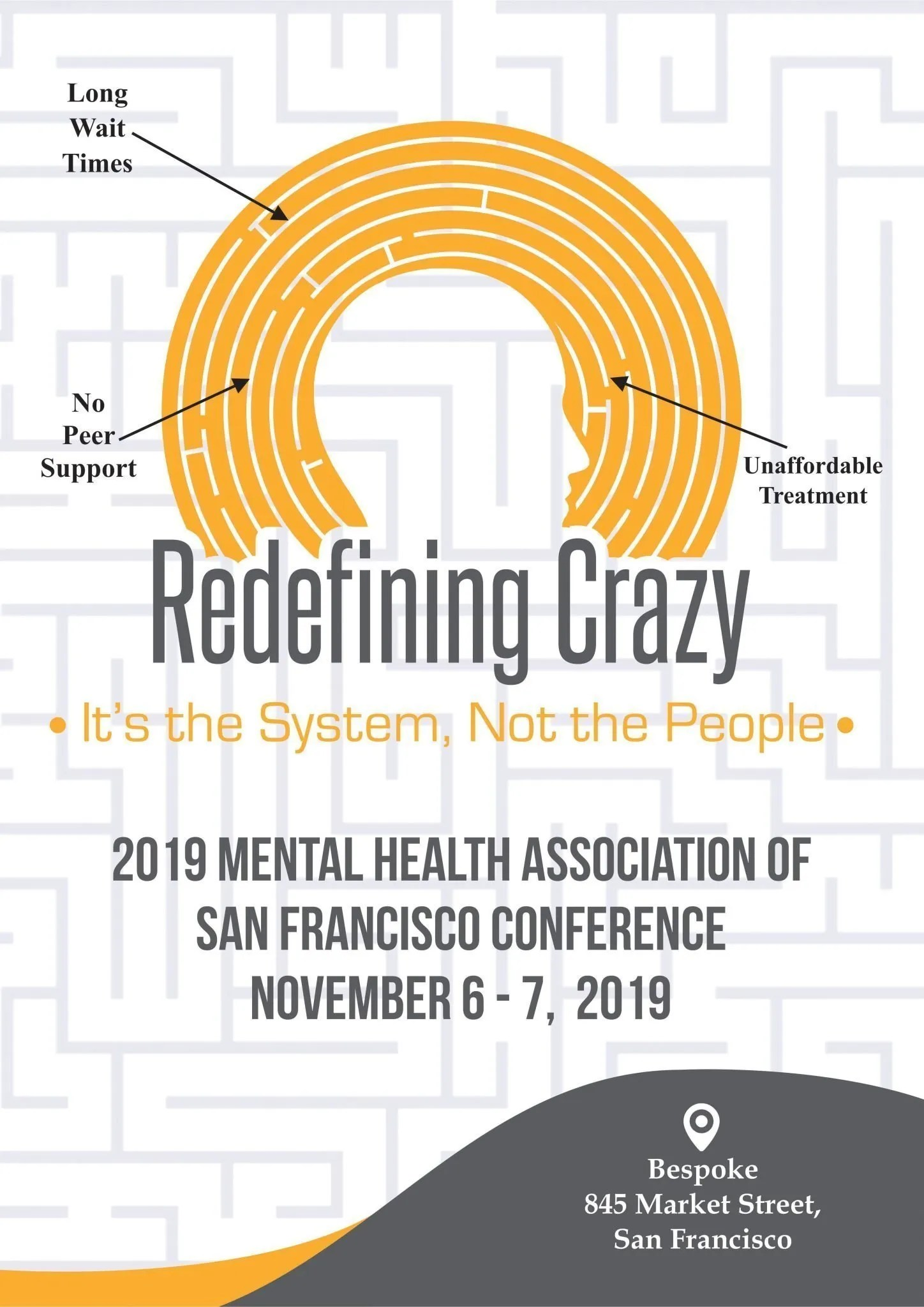 Redefining Crazy 2019 - Mental Health Association San Francisco