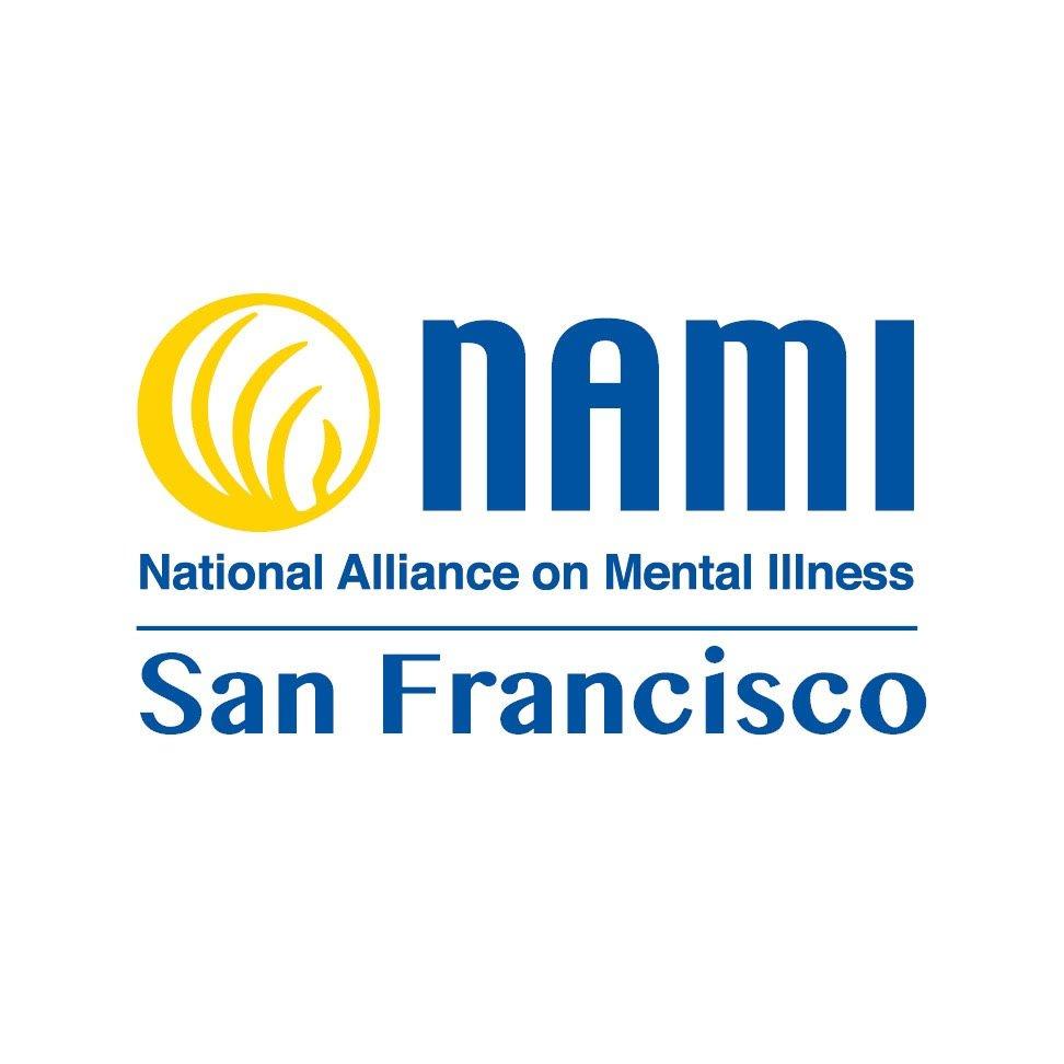 NAMI San Francisco logo