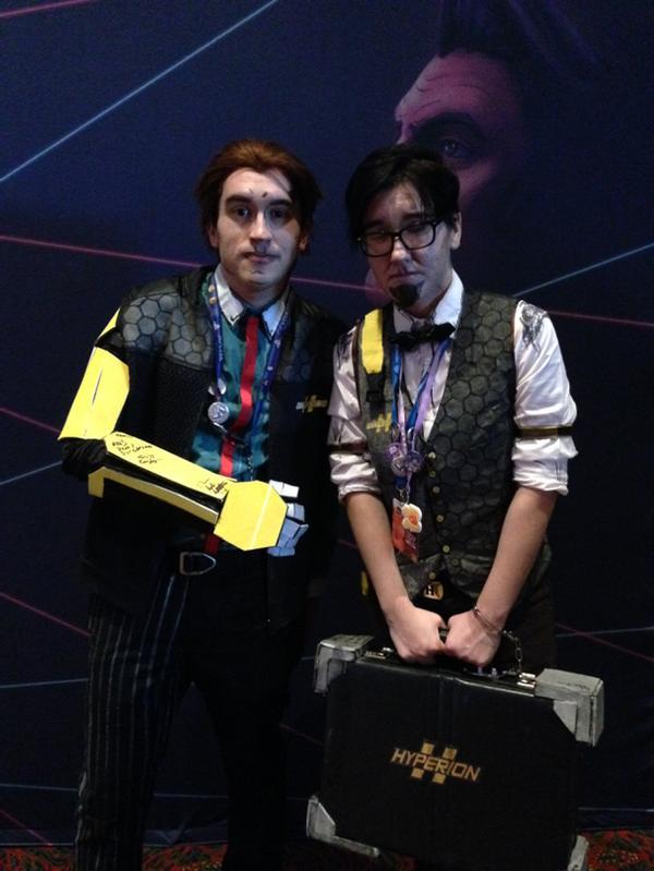 Rhys & Vaughn
