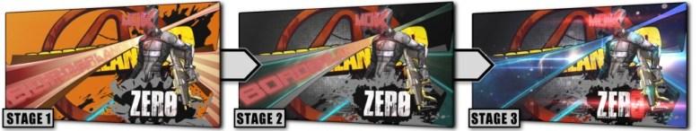 Borderlands 2 - Zero Wallpaper Timeline