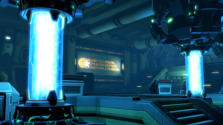 Battleborn environment 2