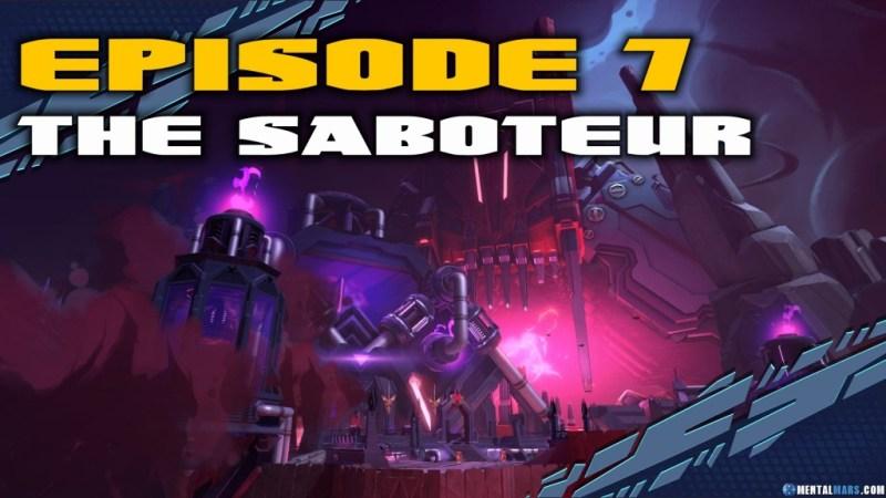 Battleborn Story Mode Episode 7 The Saboteur