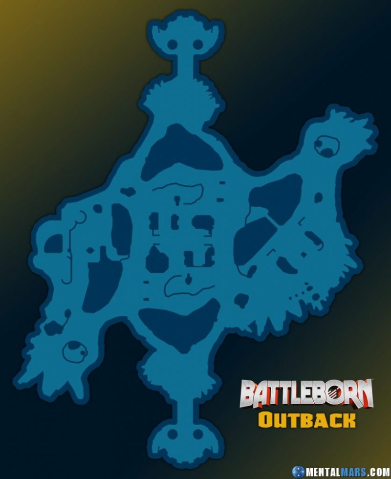 Battleborn Outback Large Map