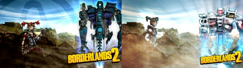 Borderlands 2 Wallpaper - Mechromancer - Upgrade