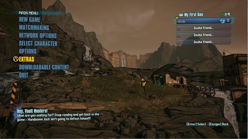 Borderlands 2 matchmaking loot