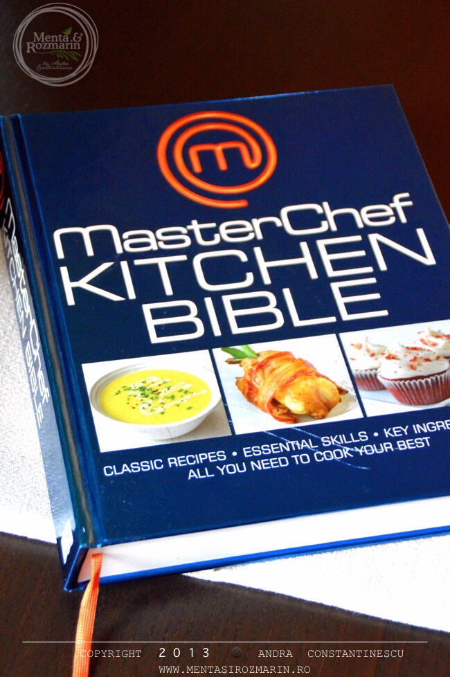 master chef kitchen bible