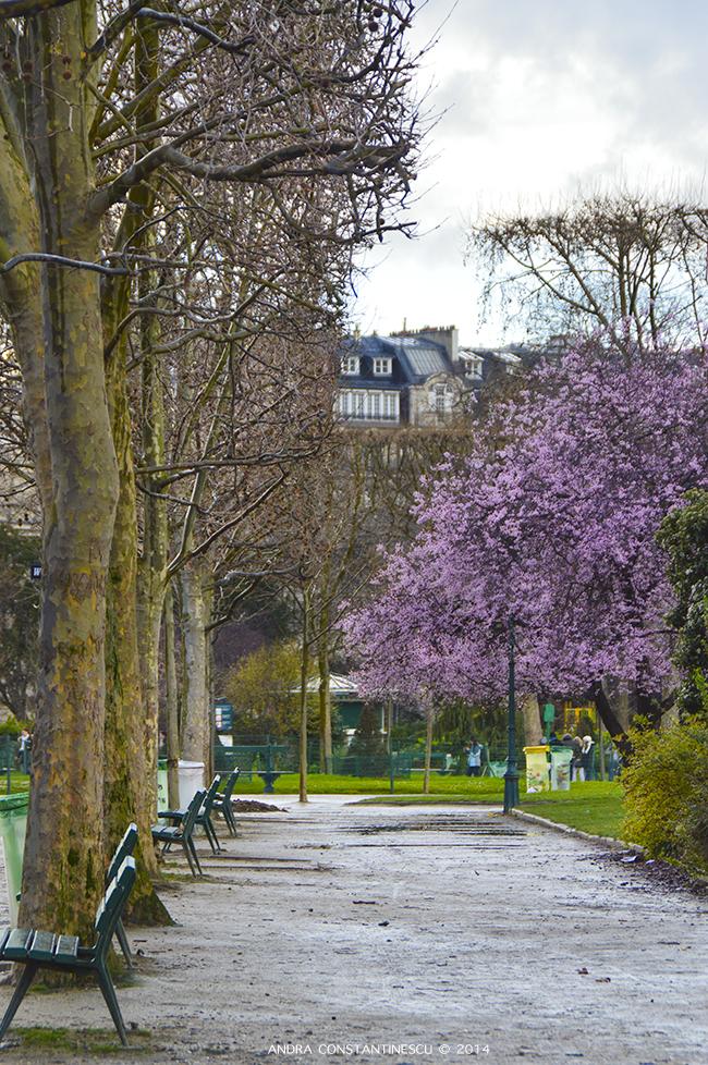 Paris-Primavara