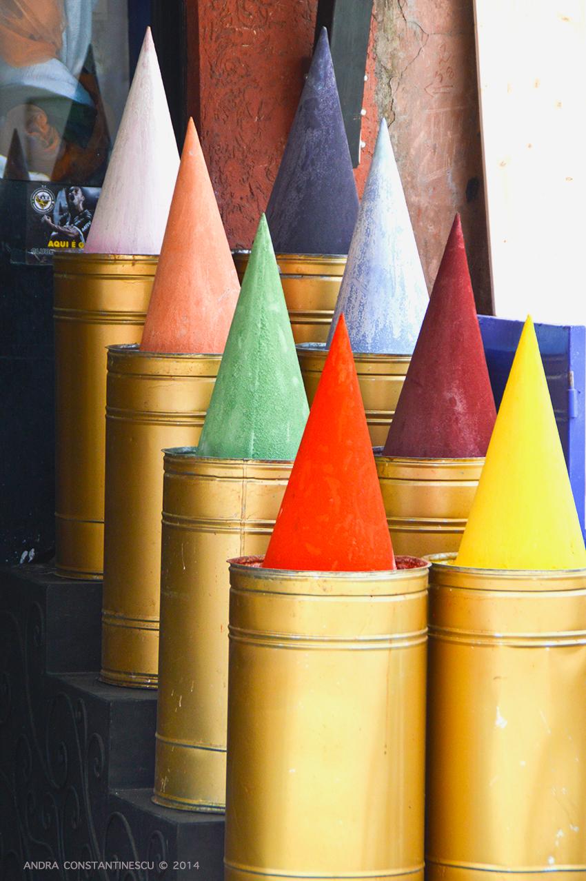 Marrakech-colours