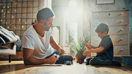 El papel del padre en la infancia de los niños
