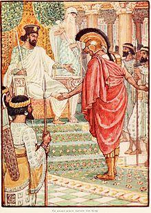 Temistocle alla corte di Artaserse I