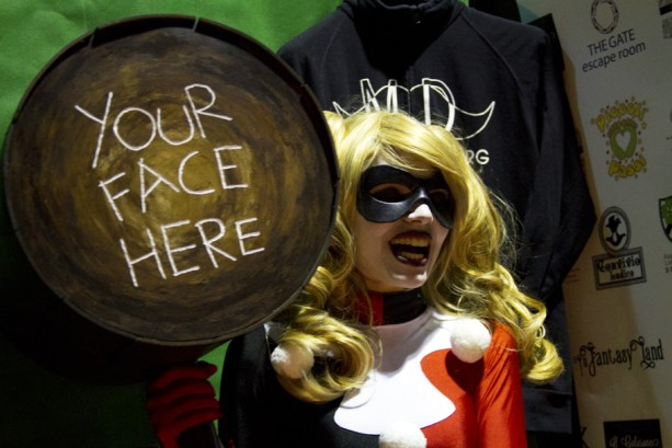 Harley Quinn - Cosplayer: Nana Cosplay