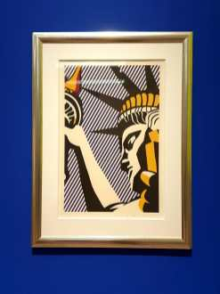 mostra Roy Lichtenstein mente digitale 6