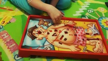 L'Allegro chirurgo - 10 giochi da tavolo per bambini: cosa fare in casa ai tempi del Coronavirus - Magazine