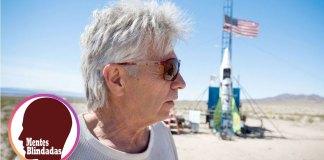 Um terraplanista morreu tentando provar que a terra é plana em foguete