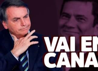 No vídeo da reunião Bolsonaro ameaça troca do comando da PF do Rio, fontes confirmam