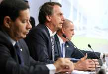 Com transmissão ao vivo, Bolsonaro fará nova reunião nesta terça
