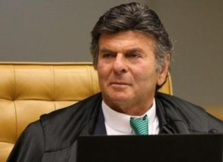 Ministro Luiz Fux, presidente do STF testa positivo para covid-19