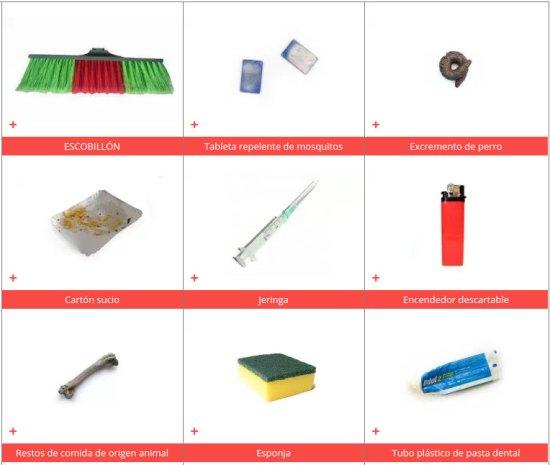 materiales no reciclables aprender a reciclar