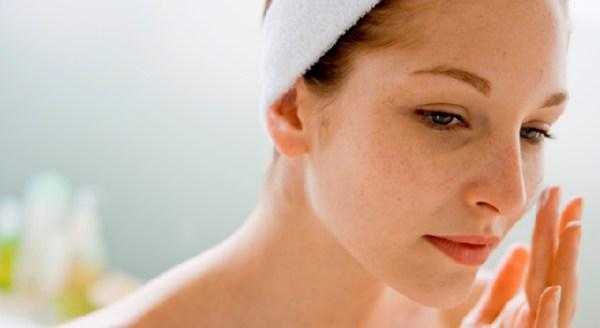 soin du visage peau mixte