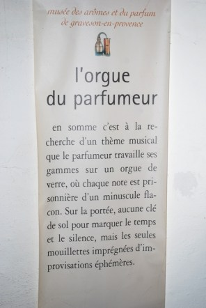 parfum : note de tête
