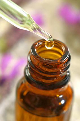 Huile essentielle - arométhérapie
