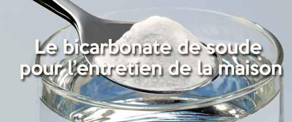 bicarbonate entretien maison 600 x 250