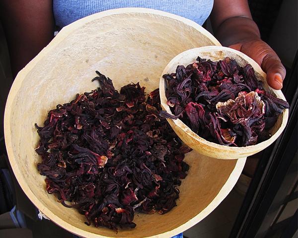 recette sirop d'hibiscus