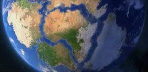 Génesis - Deriva continental